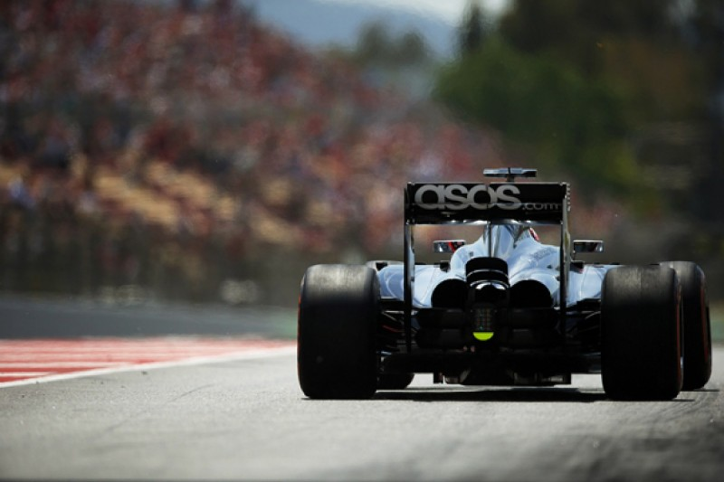 McLaren eyes post-Abu Dhabi GP test for 2015 Honda F1 engine