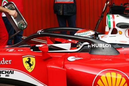 Mercedes' Nico Rosberg backs halo F1 cockpit protection concept