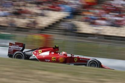 Spanish GP: Kimi Raikkonen reckons every flying lap is a fight