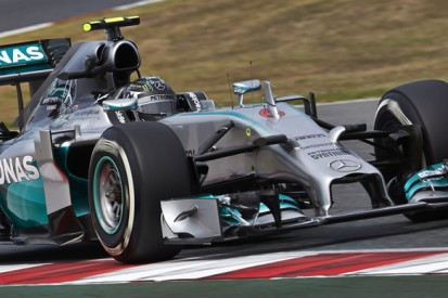 Spanish GP: Nico Rosberg thought he had Lewis Hamilton beaten
