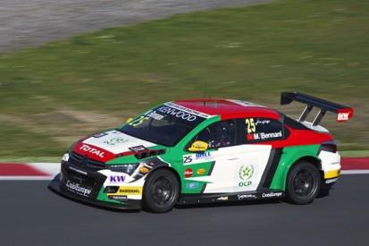 Sebastien Loeb Racing's Bennani fastest in WTCC Vallelunga test