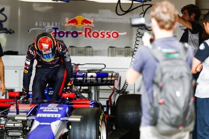 Toro Rosso's Brendon Hartley set for grid penalties for F1 debut