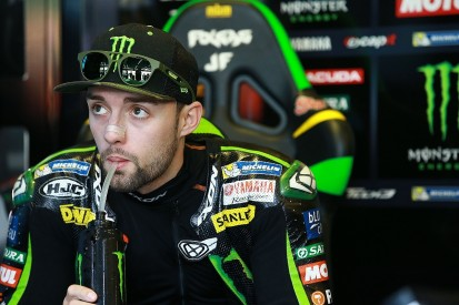 Tech3 Yamaha's unwell Folger unlikely to race again in MotoGP 2017