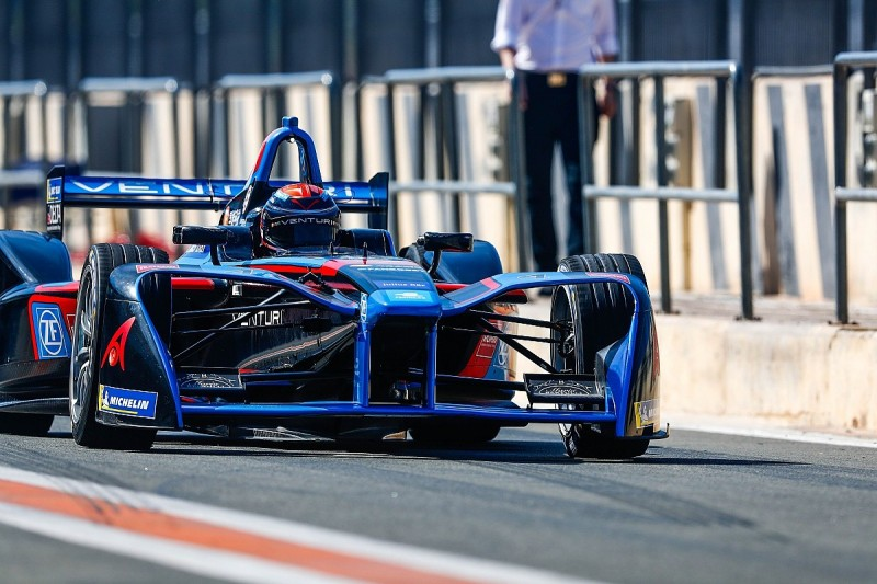 Venturi to run Mercedes' Mortara and Engel in Formula E 2017/18