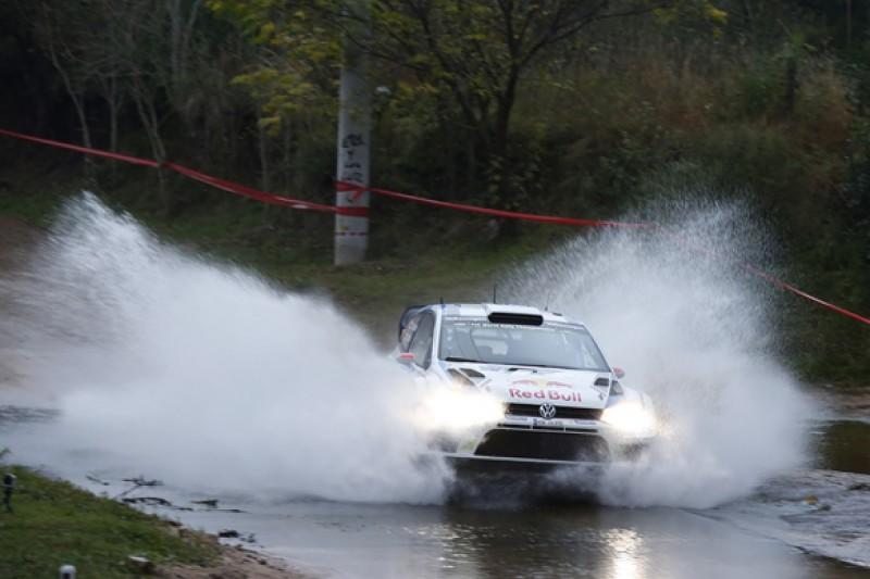 Rally Argentina: Latvala extending lead over VW team-mate Ogier