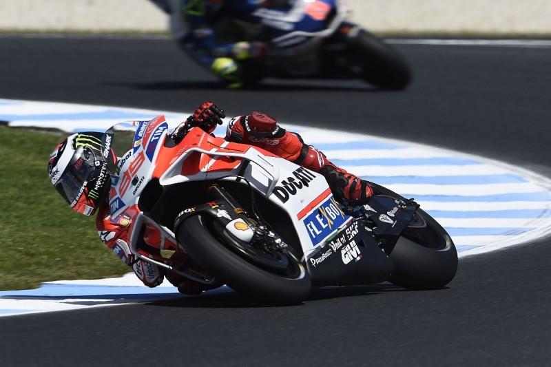Jorge Lorenzo could drop Ducati aero fairing for Phillip Island