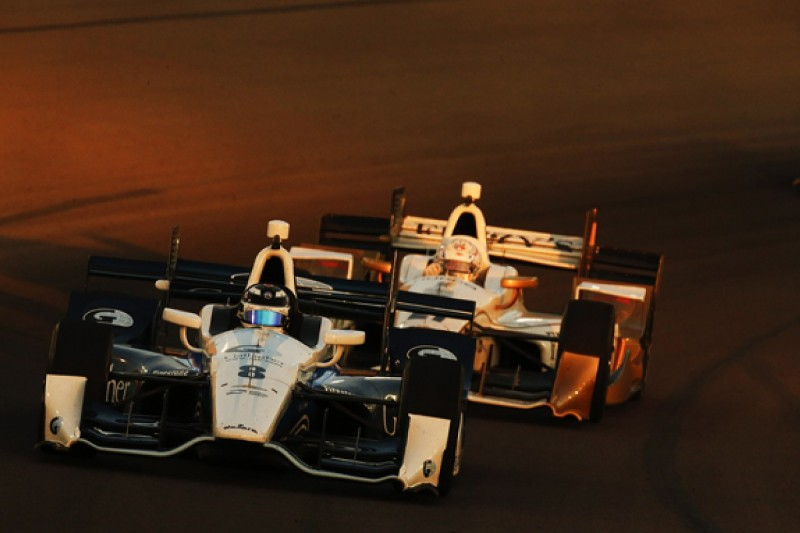 Ex-F1 driver Chilton ready to 'grow to love' IndyCar oval racing