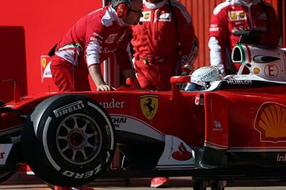 Ferrari needs more time to be ready for 2016 F1 season - Vettel