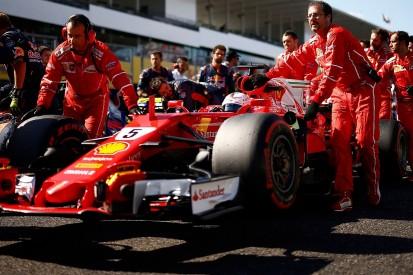 Sebastian Vettel confused by 'joke' F1 reprimand at Japanese GP