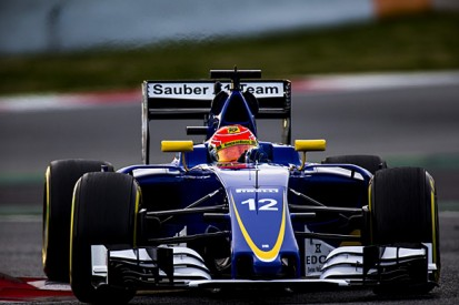 Felipe Nasr says 2016 Sauber Formula 1 car better in all areas