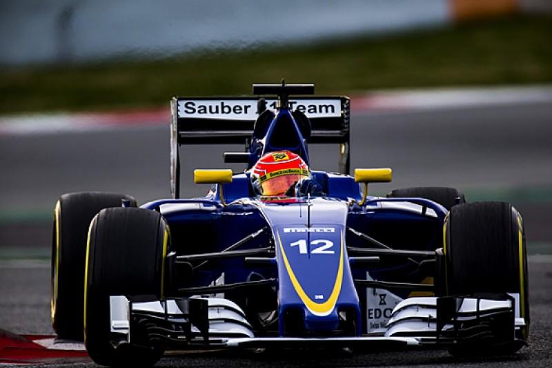 Felipe Nasr says 2016 Sauber Formula 1 car better in all areas