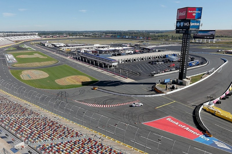 NASCAR's new Charlotte 'roval' intimidating and unique - Truex