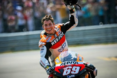 Andrea Dovizioso reminds Marc Marquez of Nicky Hayden in 2006