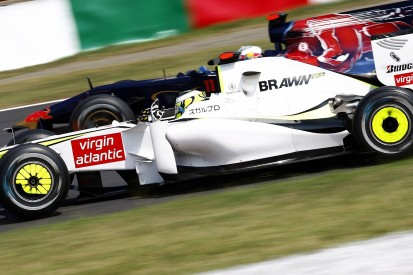 Jenson Button considered racing for Toro Rosso in 2009 F1 season