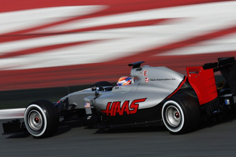 Owner of new Haas F1 Team says it is 'not desperate' for sponsors