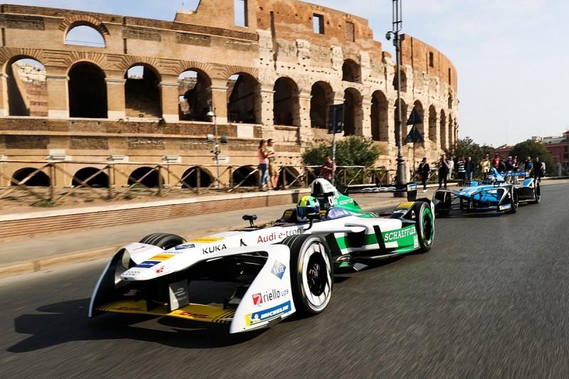 Formula E reveals Rome circuit layout for 2018 race
