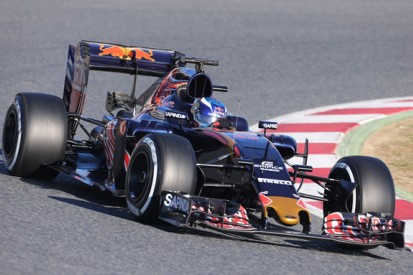 Toro Rosso targeting an F1 podium with new car, the STR11