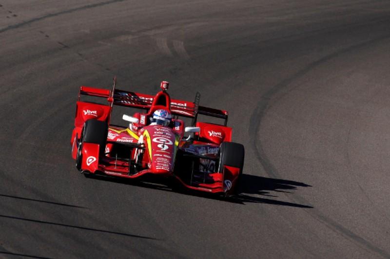 Key figures split over rules package for IndyCar's Phoenix return