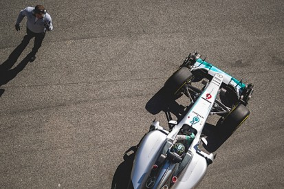 Barcelona F1 test: Nico Rosberg on top as Mercedes uses soft tyres