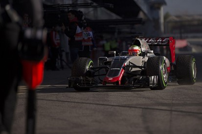 Troubled start to Haas's second Formula 1 test week