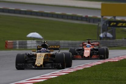 Renault not afraid of being beaten by engine customer McLaren in '18