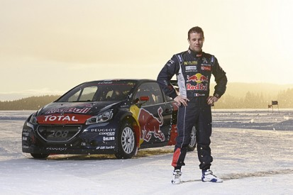 WRC legend Sebastien Loeb joins World Rallycross with Peugeot