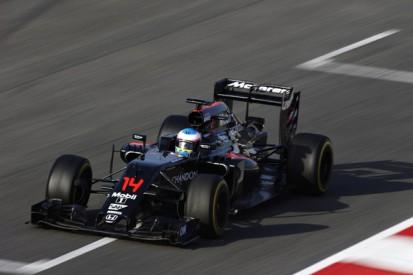 McLaren still chasing F1 performance despite Honda gains