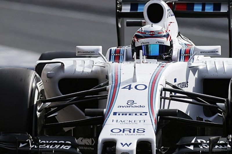 GP2 racer Alex Lynn keeps Williams Formula 1 development role