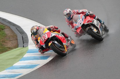 Marquez has edge over Dovizioso in MotoGP title fight - Crutchlow