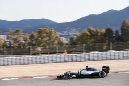 Mercedes Formula 1 team sticks with Hamilton/Rosberg test rotation
