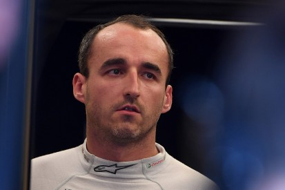 Robert Kubica completes Williams F1 test in Hungary