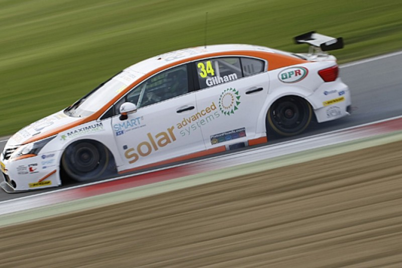 Team Hard adds second car for 2016 British Touring Car Championship