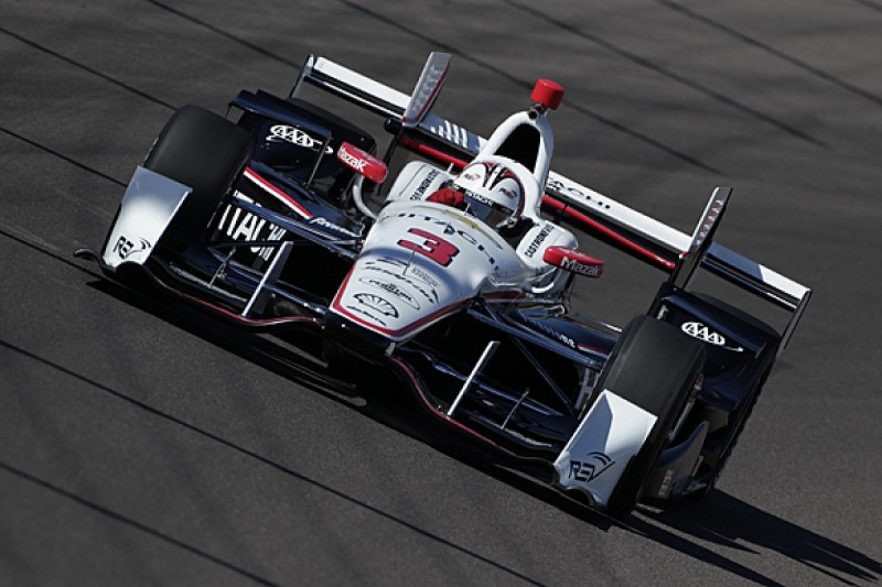 Phoenix IndyCar test: Helio Castroneves fastest for Penske