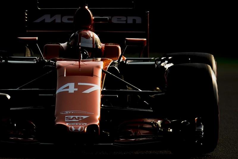 Lando Norris feels ready for 2018 McLaren Formula 1 reserve role