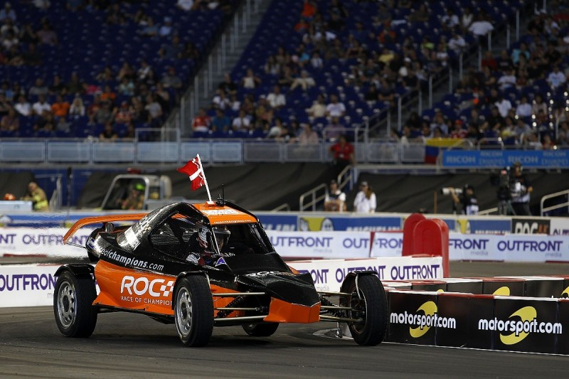 Race Of Champions to hold 2018 contest in Kingdom of Saudi Arabia