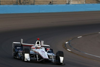 Penske's Helio Castroneves ends IndyCar Phoenix test on top