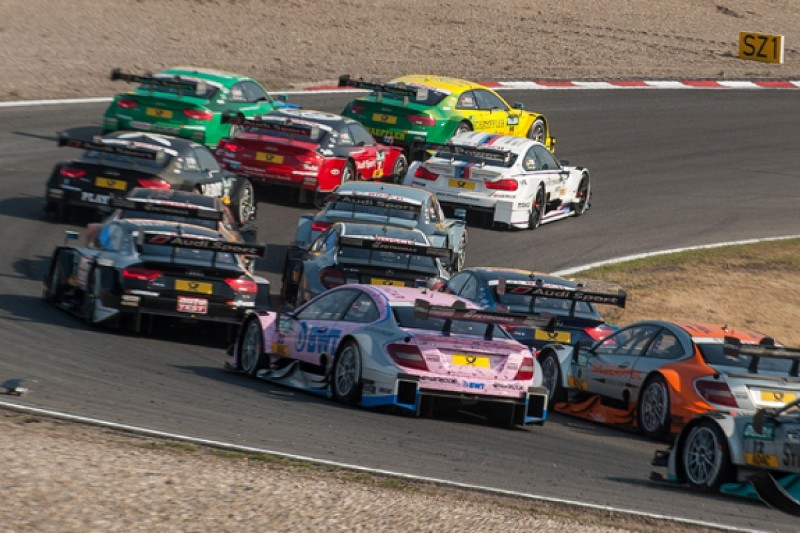 DTM chasing more variety in results in 2016, Audi boss Gass says