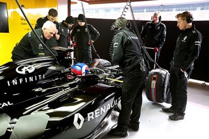 Renault/Mercedes F1 power gap clear, admits Jolyon Palmer