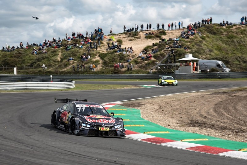 BMW says it made too many mistakes after Audi's DTM title whitewash