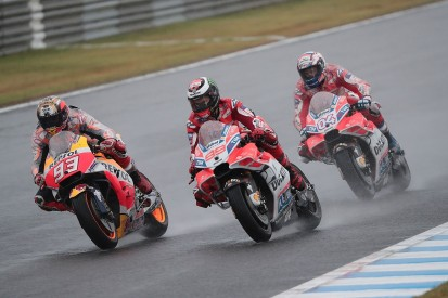 Lorenzo: Too early to hand Ducati team-mate Dovizioso a MotoGP win