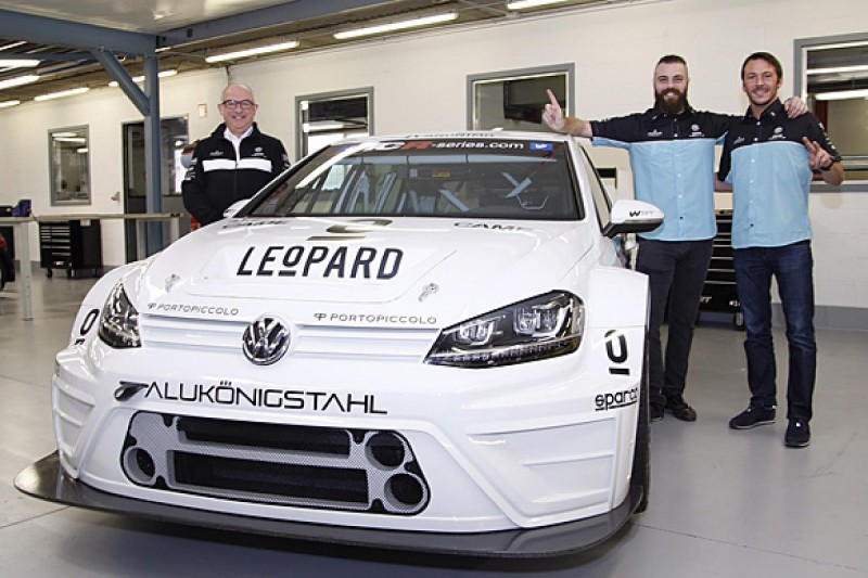Audi GT team WRT expands into TCR with Comini, Vernay and VW