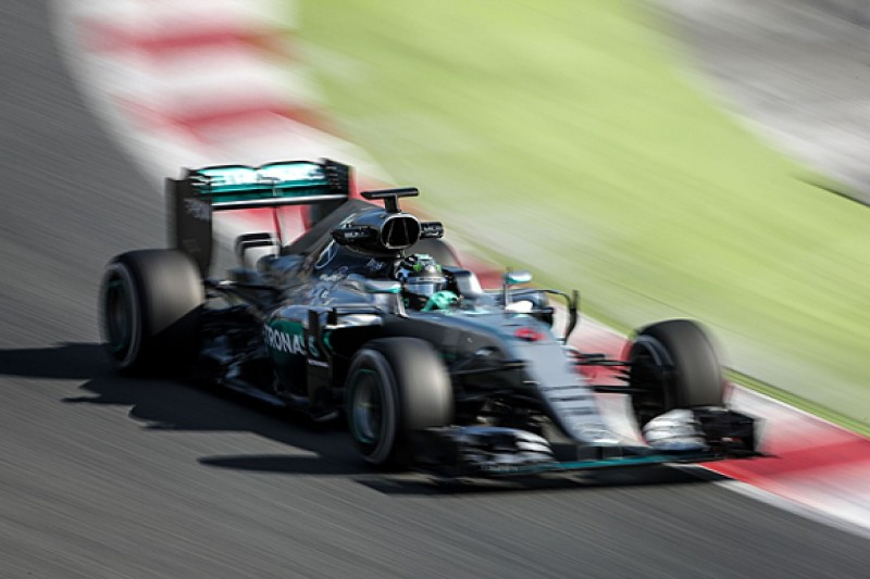 Nico Rosberg: Mercedes' F1 innovations make tangible difference
