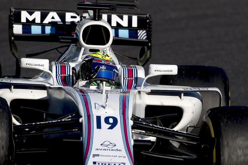 Williams focused on 2018 Formula 1 developments since September