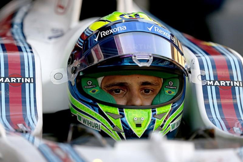 Mercedes' F1 testing performance a big warning - Felipe Massa