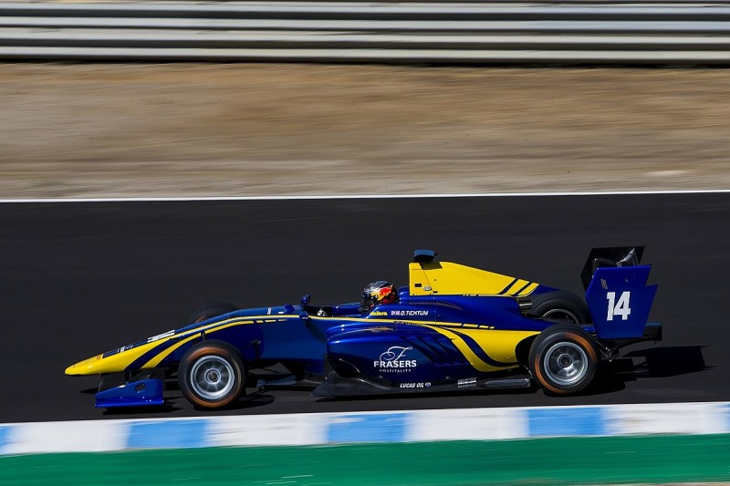 DAMS drops GP3 programme, MP Motorsport takes its entry for 2018