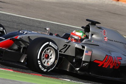 Haas has long list of things to fix after its F1 testing debut