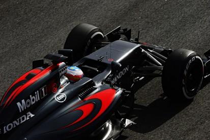 Minor McLaren problem prevents Fernando Alonso running in F1 testing