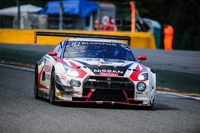 Nissan adds Blancpain Sprint to factory European GT programme