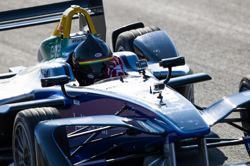 Champ Car race winner Carpentier turned down Formula E test at first