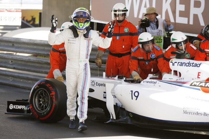 Monaco GP: pitlane start for Marcus Ericsson after qualifying clash